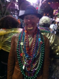 I got beads