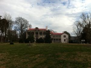 Mansion at Belle Meade