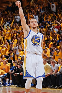 I am so, so gay for Steph Curry