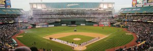 What Al Davis, and then the A's idiot owners, did to it