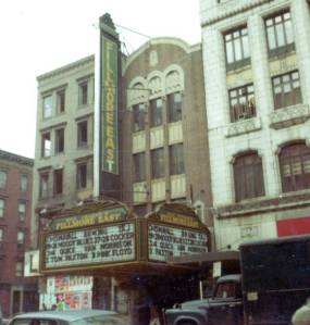 "The Fillmore East was known as ""The Church of Rock and Roll."""
