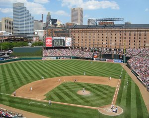 The only thing owner Peter Angelos ever did right for the Orioles.