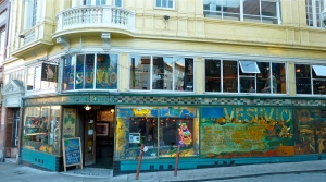 Vesuvio's lovely storefront