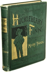 Hemingway and Faulkner both considered Huck Finn to be the essential American novel