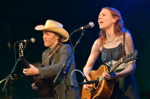 Gillian and Dave Rawlings