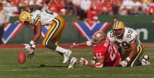 The play that broke the 1995 season