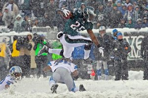 Winter is coming, New Orleans—and so is Shady McCoy