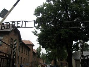 That old lie: Arbeit Macht Frei