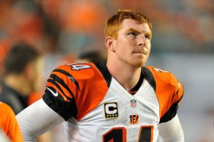 Can the otherwise superior Bengals overcome having a ginger as their starting QB?