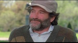 I always liked bearded, scruffy Williams