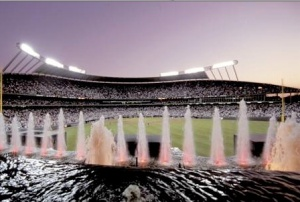 I've always thought KC's ballpark is underrated