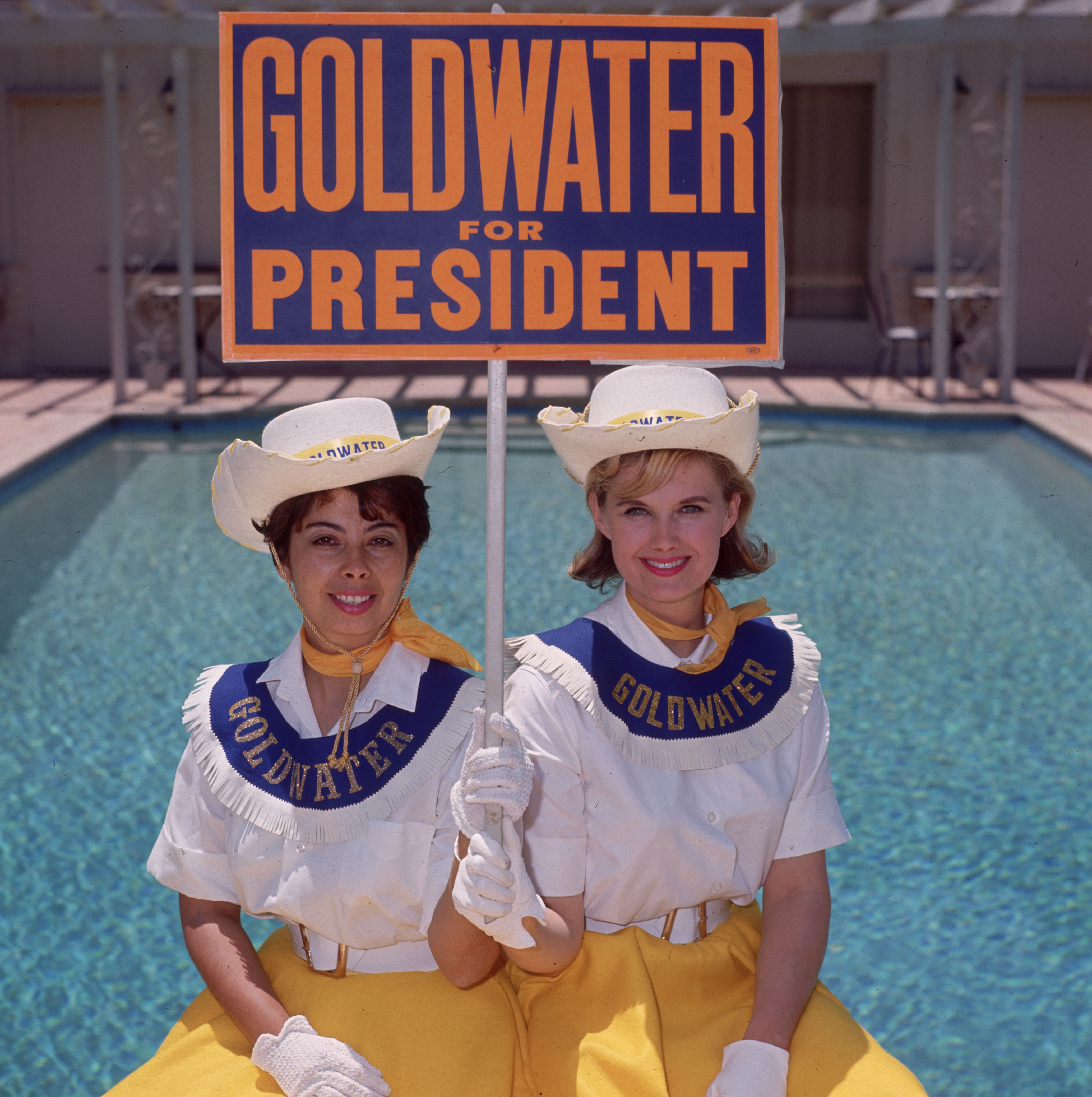 Two Goldwater Girls